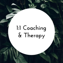 1:1 Coaching & Therapy image